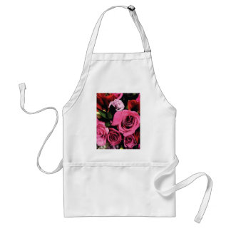 Flower apron for mothers day