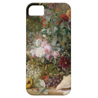 Flower Arrangement and Seashell iPhone SE/5/5s Case