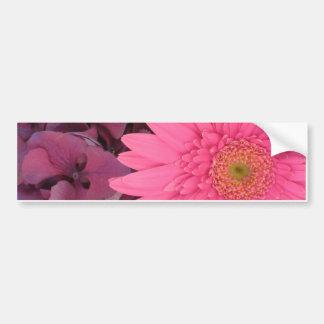 Flower Arrangement Bumper Sticker