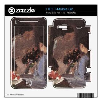 Flower arrangement by Anna Ancher HTC T-Mobile G2 Skins