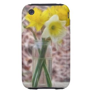 Flower Arrangement - Daffodils iPhone 3 Tough Covers