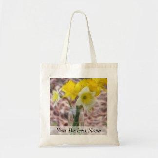Flower Arrangement - Daffodils Tote Bag