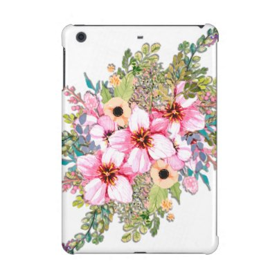 Flower Arrangement iPad Mini Case