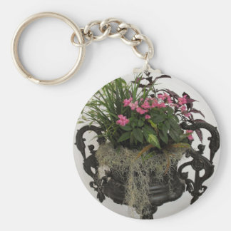 Flower Arrangement Keychain