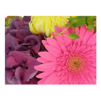 Flower Arrangement Postcard