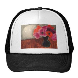 Flower Arrangement Trucker Hat