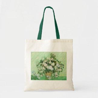 Flower Arrangement - Vincent Van Gogh - Circa 1890 Tote Bag