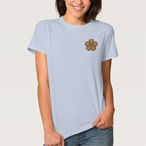 Flower Art Shirts