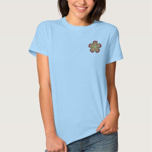 Flower Art T Shirt