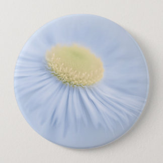 Flower Aster Pinback Button