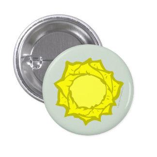 Flower B Yelloe Button