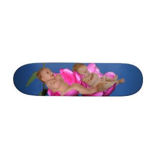 Flower Babies Skateboard Skate Deck