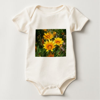 Flower Baby Bodysuit