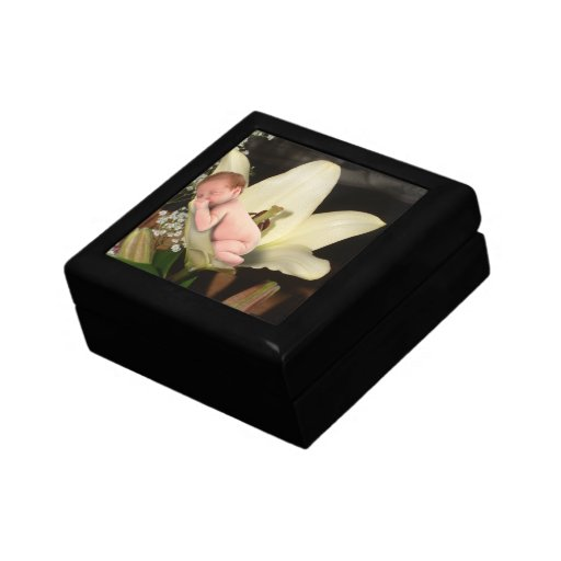 Flower Baby Jewelry Boxes
