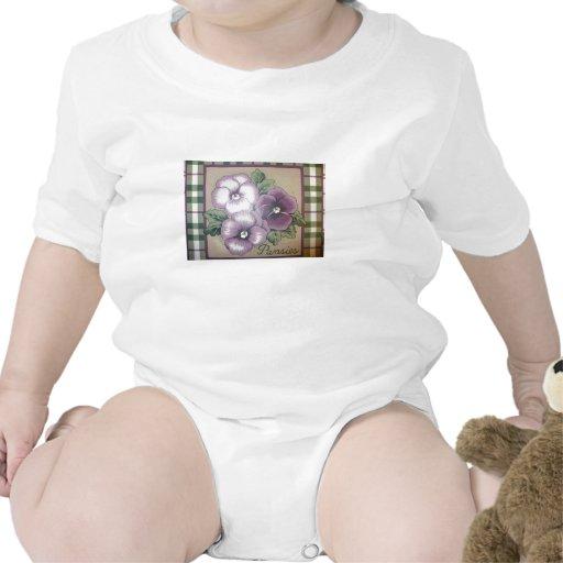 Flower Baby T Shirt