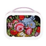 Flower Basket Lunch Box.