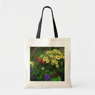 Flower Basket Tote