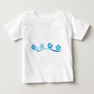 Flower Beach Baby T-Shirt