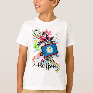 Flower Belize T-Shirt