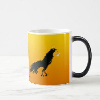 Flower-Bird Mug