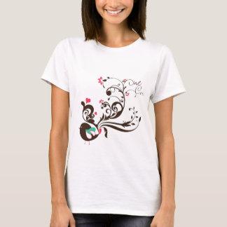 Flower bird T-Shirt