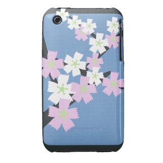 Flower Blackberry Curve Case-Mate Case