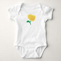 Flower Bloom Baby Bodysuit