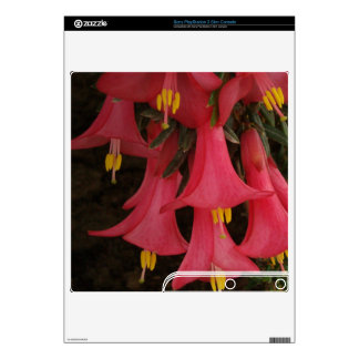 FLOWER BLOOMS PS3 SLIM CONSOLE DECALS