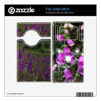 FLOWER BLOOMS SKIN FOR FLIP MINO