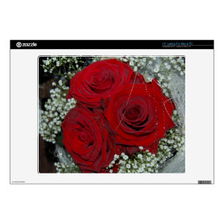 """FLOWER BLOOMS DECALS FOR 14"""" LAPTOPS"""