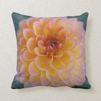 Flower Blossom Delight Throw Pillow