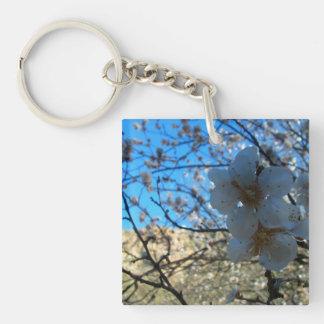 Flower Blossom in Arizona Keychain