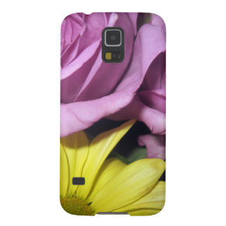 Flower Blossoms Daisy Roses Love Destiny Galaxy S5 Cover