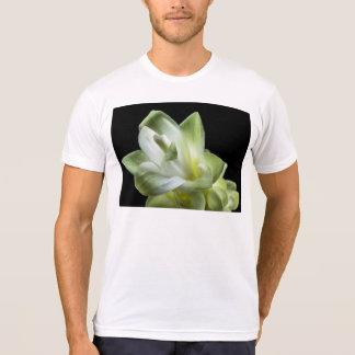 flower blossoms white Love Kiss Make Up T-Shirt