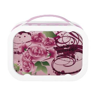 Flower Bouqet Lunch Box