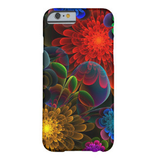"""Flower Bouquet"" Barely There iPhone 6 Case"