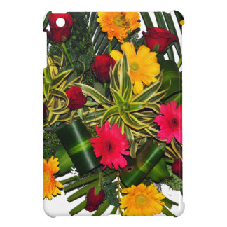 Flower Bouquet iPad Mini Cover