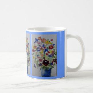 Flower Bouquet Mug Coffee Mugs