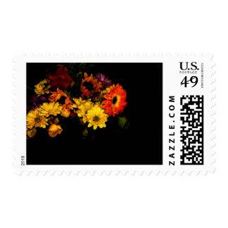 flower bouquet postage