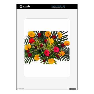 Flower Bouquet Skins For The iPad