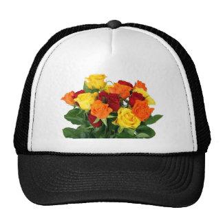 Flower Bouquet Trucker Hat