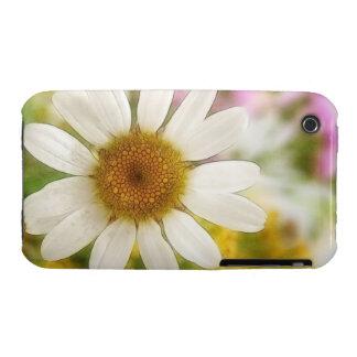 Flower Bouquet - White Daisy iPhone 3 Case-Mate Case
