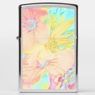 Flower bouquet... Zippo Lighter / Pocket Lighter