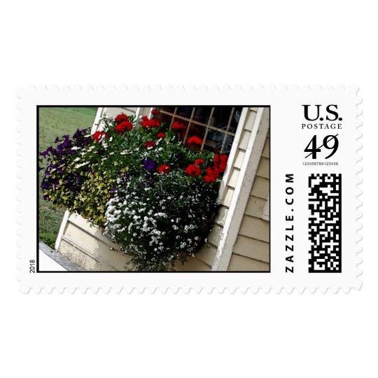 Flower Box Postage