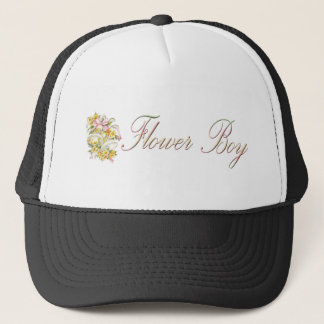 Flower Boy Hat / Cap