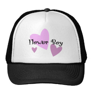 Flower Boy Trucker Hat