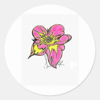 Flower Bright Stickers