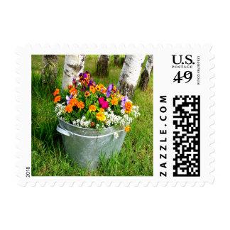 Flower Bucket Small Postage