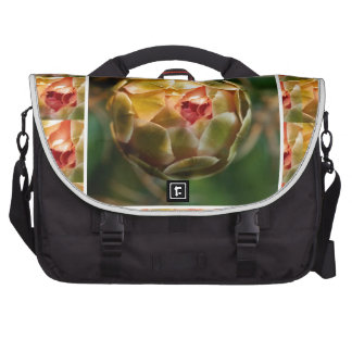 Flower BUD Elegant Diamond Ruby like LOOK Love Commuter Bag