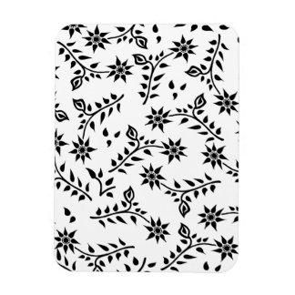 Flower, Bud & Leaf Vinyl Magnets